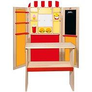 Woody Kombiniertes Kindergeschäft / Postamt - Kindermöbel
