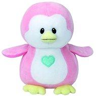 Baby TY Penny - Pinguin Rosa - Plüschspielzeug