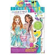 Make It Real Designer Collection Skizzenbuch Modedesign - Kreatives Spielzeug