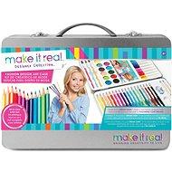 Make It Real Koffer für Künstler - Bürobedarf-Set