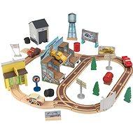 Kid Kraft Cars 3 - Modelleisenbahn