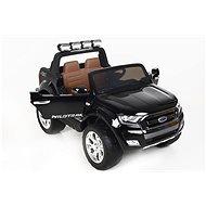 Ford Ranger Wildtrak 4x4 LCD Luxury, schwarz - Elektroauto für Kinder