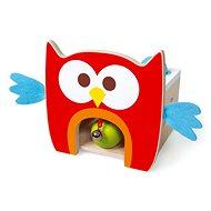 Holzspielzeug Scratch Holzspielzeug Eule - Dřevěná hračka