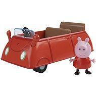 Peppa Pig - Rodinné auto + figurka - playing gesetzt