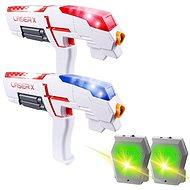 Spielzeug TM Toys Laser-X Infrarot- Pistolen - Doppelset - Spielzeugwaffe