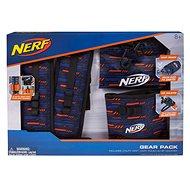 Nerf Elite Set - Jacke, Hüftholster und Weste - Zubehör Nerf gun