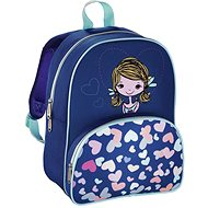 Hama Kinderrucksack Mädchen - Rucksack