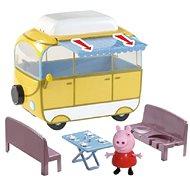 Peppa Pig - Peppas Camping Truck + Figur - Spielset
