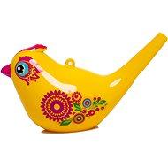 Wasser-Vogelflöte Aqua Bird II Gelb - Figur