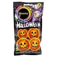 Spielset LED Ballons - Halloween 4 Stück - Ballons