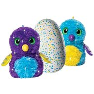 Hatchimals glitzernder Draggle - Interaktives Spielzeug