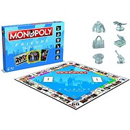 Monopoly Freunde, ENG - Gesellschaftsspiel