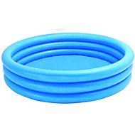 Intex rundes Planschbecken blau - Aufblasbarer Pool