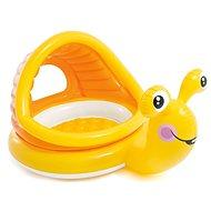 Intex Baby-Planschbecken Schnecke - Aufblasbarer Pool