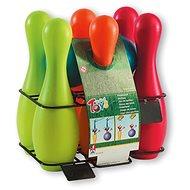 Androni Bowling 6 + 2 kann mit Wasser oder Sand gefüllt werden - Outdoor Game