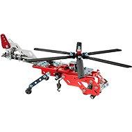 Meccano Modell 20 Varianten Hubschrauber - Baukasten