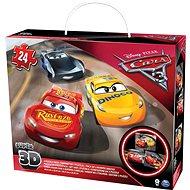 3 Autos 3D - Puzzle