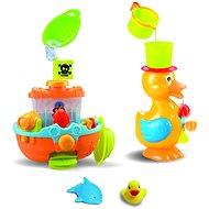 Badewanne Ludi Badespielzeug-Set - Wasserspielzeug