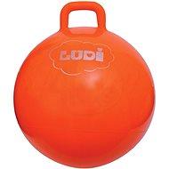 Ludi Hüpfball 55cm orange - Hüpfbälle/Hüpfstangen