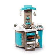Smoby Tefal Bubble Faltbare Elektronik, Blau - Kinderküche