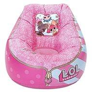 LOL Aufblasbarer Stuhl - Sessel für Kinder
