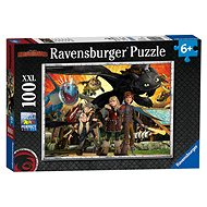 Ravensburger 109180 Drachenzähmen: Drachenfreunde - Puzzle