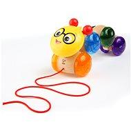 Ziehen Sie Toy Inch entlang Cal - Nachziehspielzeug