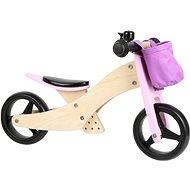 Small Foot Trike 2in1 rosa - Laufrad/Bobby Car