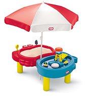 Little Tikes Wassertisch und Sandkasten - Sandkasten