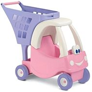 Little Tikes Cosy Coupe Einkaufswagen - Pink - Laufrad/Bobby Car