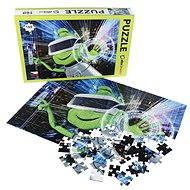 Puzzle Alza Puzzle 160 Teile - Alza-Alien in VR - Puzzle