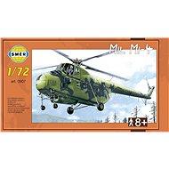 Směr Modellbausatz 0907 Hubschrauber - Mil Mi-4 - Hubschraubermodell