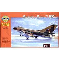 Směr Modellbausatz 0853 Flugzeug - Suchoj Su-7 BKL - Flugzeugmodell