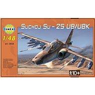 Směr Modellbausatz 0858 Flugzeug - Suchoj Su-25 UB/UBK - Flugzeugmodell