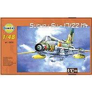 Směr Modellbausatz 0856 Flugzeug - Suchoj Su-17/22 M4 - Flugzeugmodell
