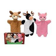 Marionetten in einer Box - Farm - Puppe