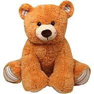 Bono Teddybär - gestreift 55 cm - Plüschspielzeug
