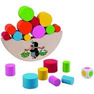 Detoa Geschicklichkeitsspiel - Der kleine Maulwurf - Didaktisches Spielzeug
