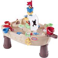 Little Tikes Spieltisch Piratenschiff - Wasserspaß Piratenspieltisch - Spielset