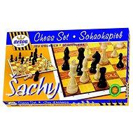 Detoa Schach Steuton - Tischspiel