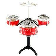 Musikalisches Spielzeug Teddies Drumset - Musikspielzeug