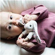Whisbear Teether Rabbit Creamy - Baby Teether