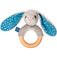 Whisbear bite gray rabbit - Baby Teether