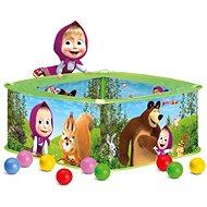 Pool mit Luftballons Mascha und der Bär - Pool mit Bällen