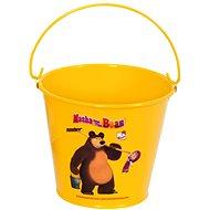 Bucket Garden bucket Masha and the Bear