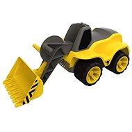 BIG Power Worker Sitzbagger Maxi-Loader - Laufrad/Bobby Car
