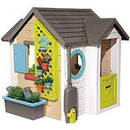 Smoby Spielhaus Garten House - erweiterbar - Kinderspielhaus