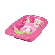 Ecoiffier Nursery Tray, Potty and More for a Doll, 32cm - Doll Accessory