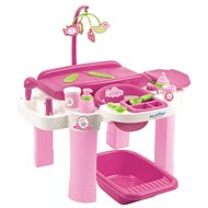 Ecoiffier Nursery large changing center with chair and bath for dolls - Doll Accessory
