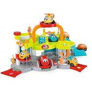Smoby Vroom Planet My first Garage - Spielzeug für die Kleinsten